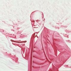 ANDRE VON MORISSE, Pink Freud 2 (Pink Freud & The Pleasant Horizon), 2015