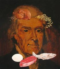 Jefferson's Meat, Poultry, Fish, Dried Beans, Eggs, and Nuts