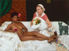 Ode to Manet's Olympia