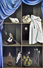 Cabinet of Curiosities (Vanitas)