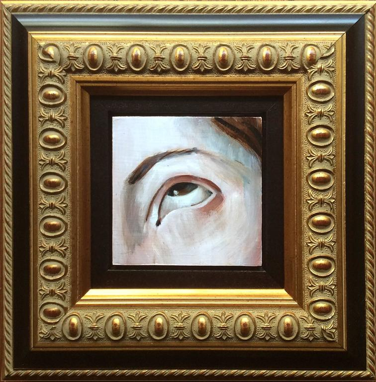 Eye X (after Guido Reni)
