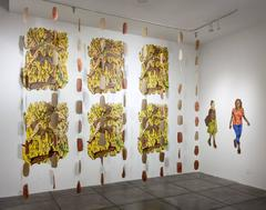 Katrina Andry - Indecent Intentions Leave Me Vulnerable and Voiceless (Installation)