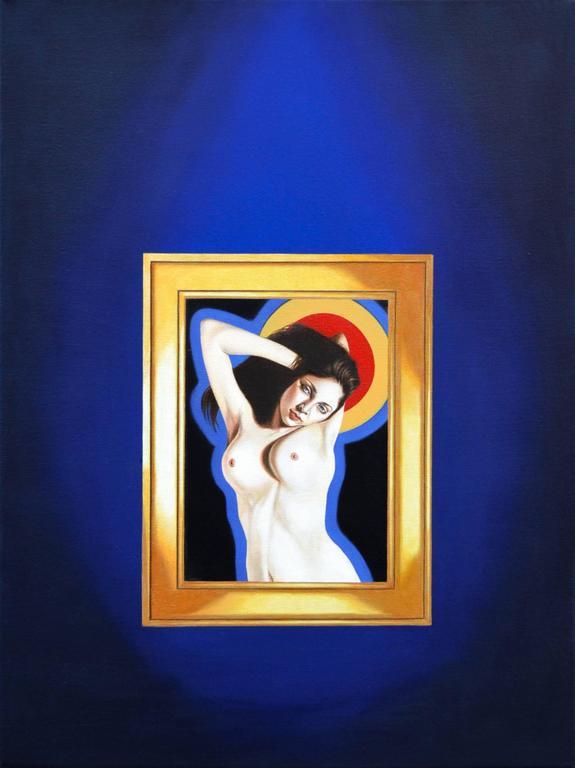 Madonna (after Edvard Munch)