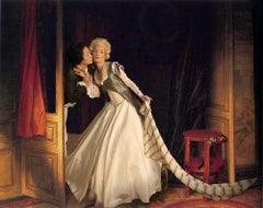 Ode to Fragonard's The Stolen Kiss