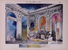 The Fireplace Salon