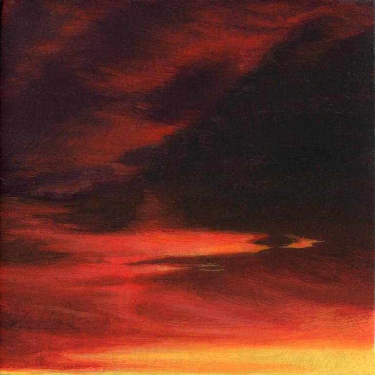 Red Sky in the Morning (Day One)