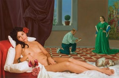 Ode to Titian's Venus of Urbino