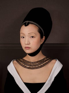 Ode to Petrus Christus' Portrait of a Woman