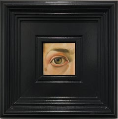 Eye XV (after Dürer self-portrait)