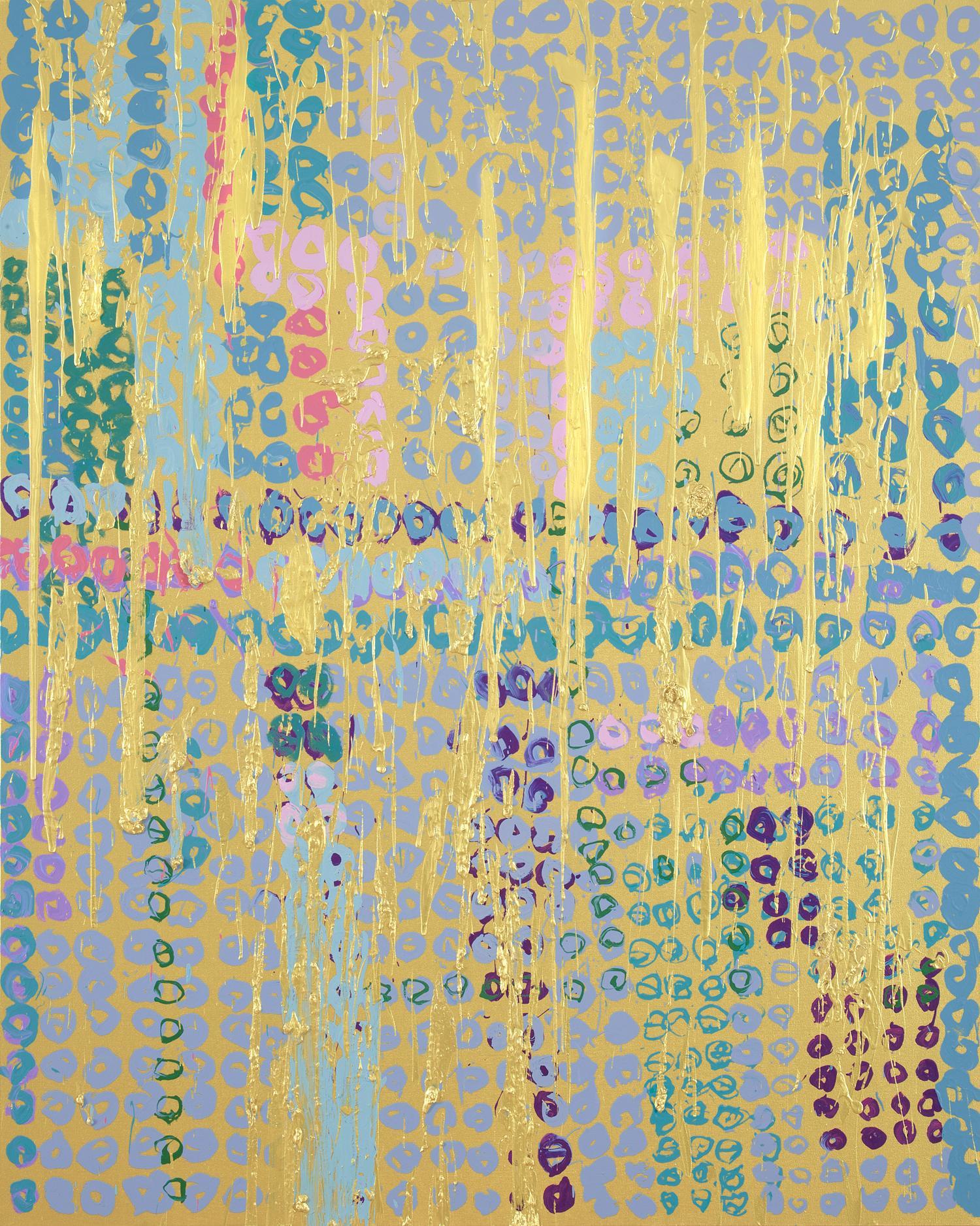 Margaret Evangeline Love Letter 6 Painting For Sale at 1stdibs