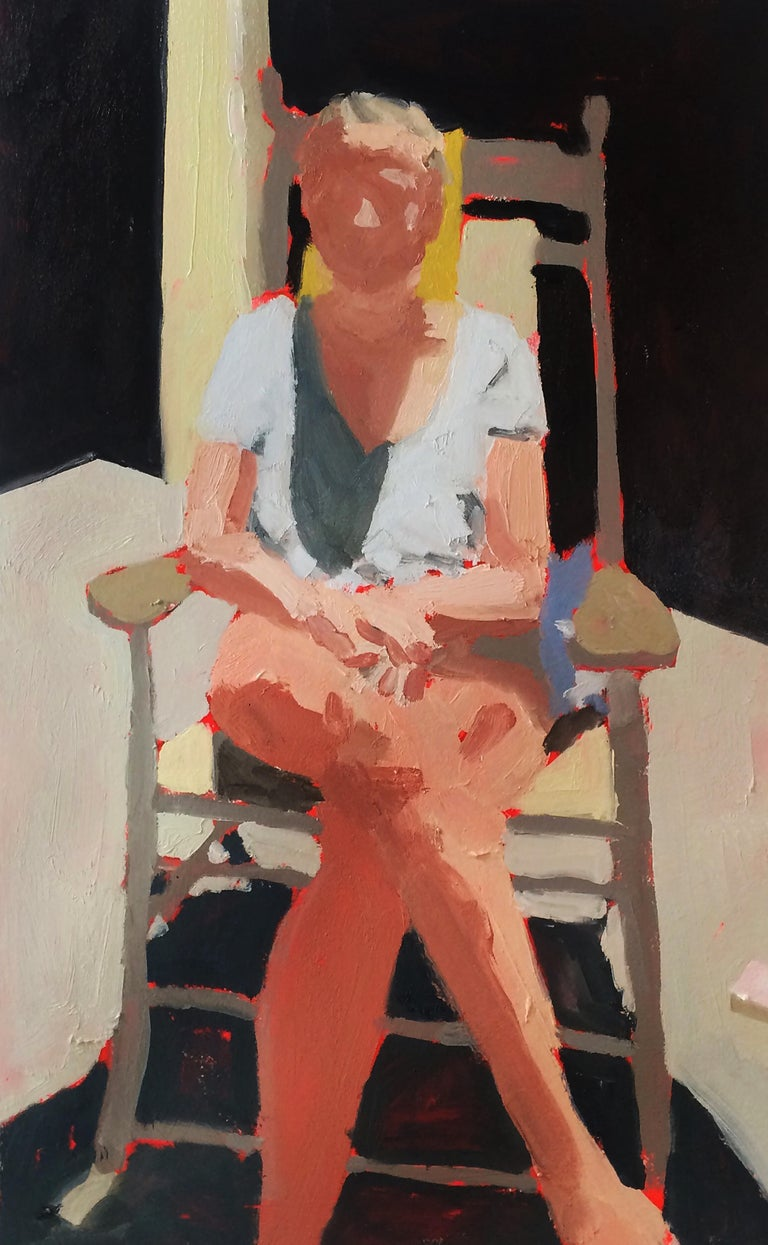 Margaret in the Chair