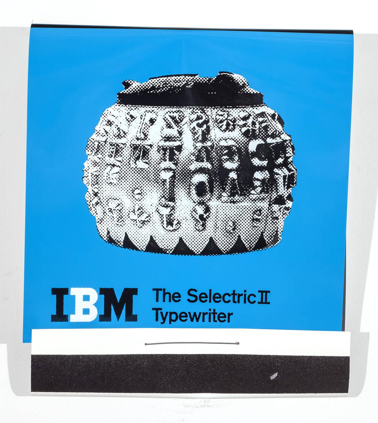 IBM - Sculpture by Skylar Fein