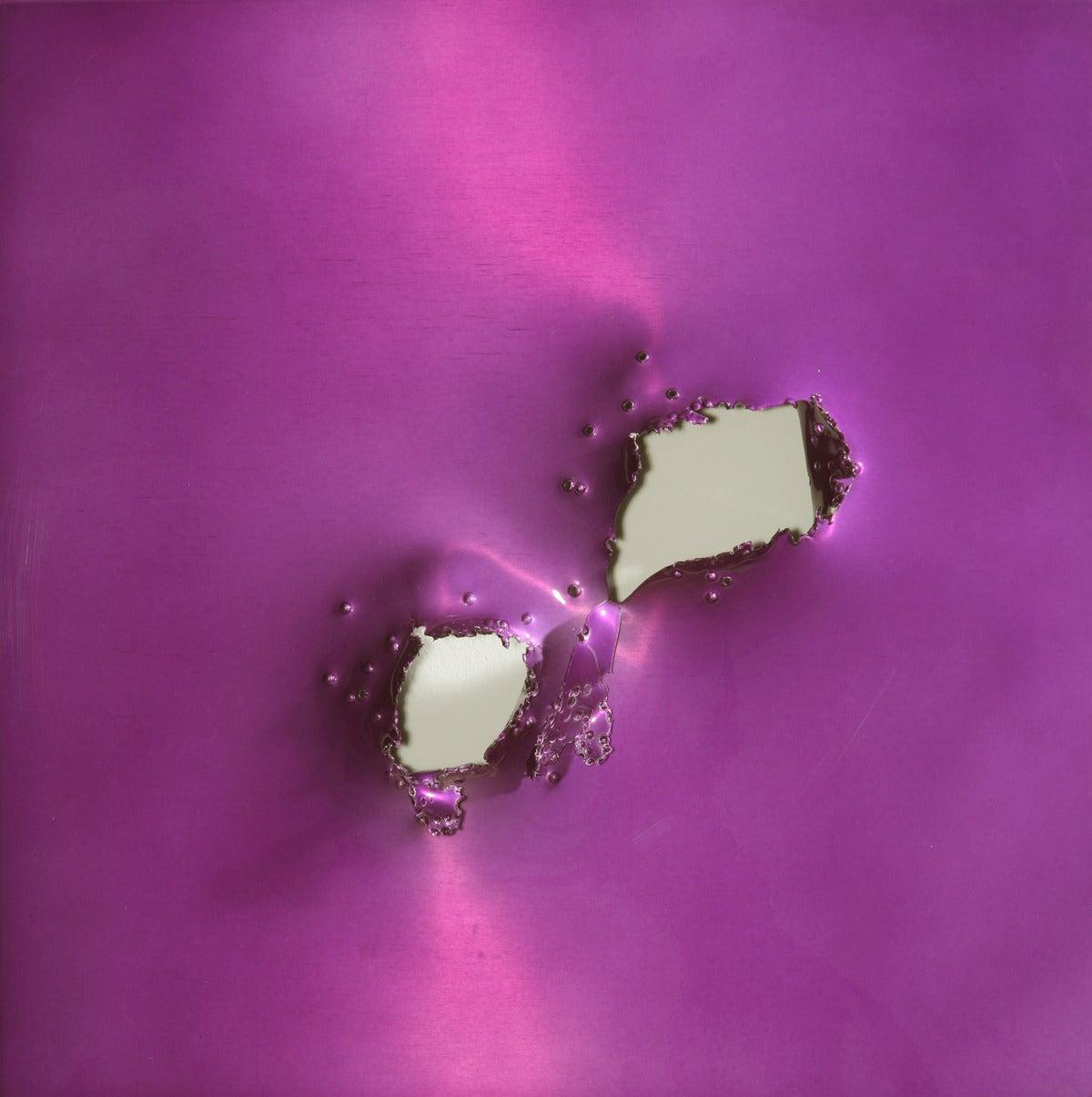 Margaret Evangeline Abstract Painting - Saint Sebastian 5