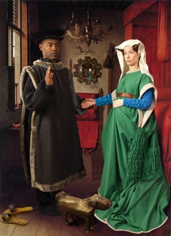 Ode to Van Eyck's Arnolfini Marriage