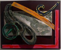Frank Stella - Bonin Night Heron