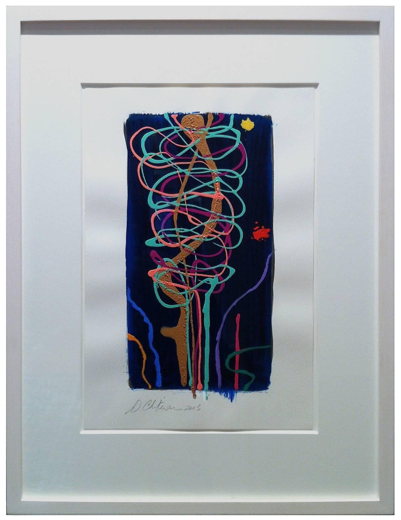 Eve's Garden - Abstract Art by Dan Christensen