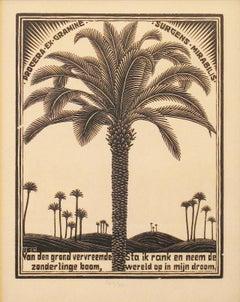 Emblemata - Palm Tree,