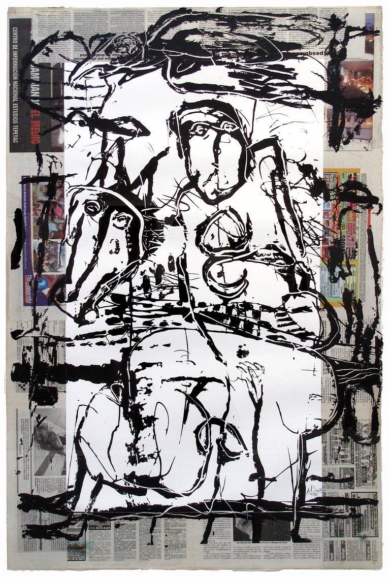 Untitled (Rejoneador)