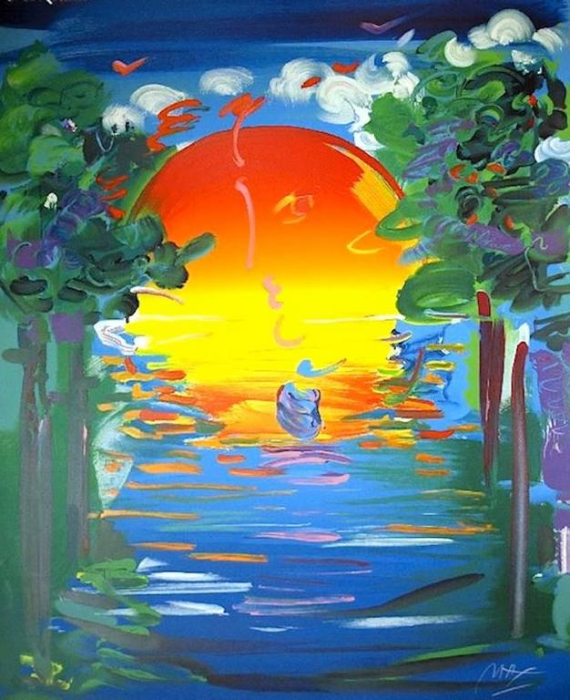 Peter Max - A Better World  1
