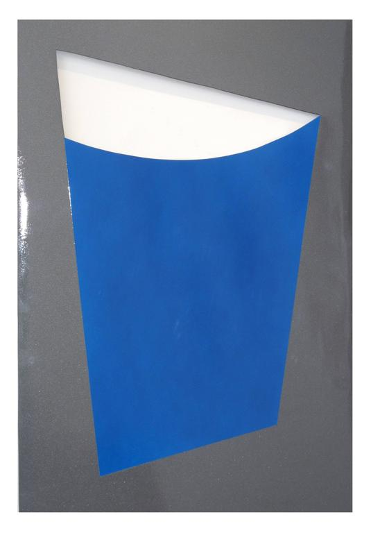 William Fares Abstract Sculpture - Wizzo