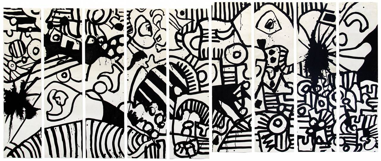 Untitled - Art by Keith Haring