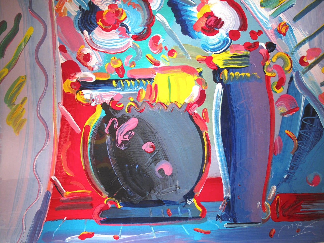 the life and works of peter max Peter max on the cover of life magazine (photo:  over the decades, max has  churned out thousands of works on just about any surface, from.