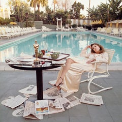 Faye Dunaway Beverly Hills