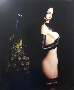 """""""La Vita Dita"""" with Dita Von Teese by Marilyn Manson Unpublished Edt. 33 of 75"""