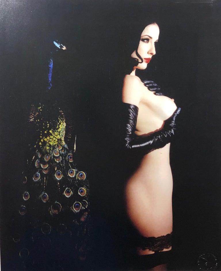 Marilyn Manson La Vita Dita With Dita Von Teese By Marilyn