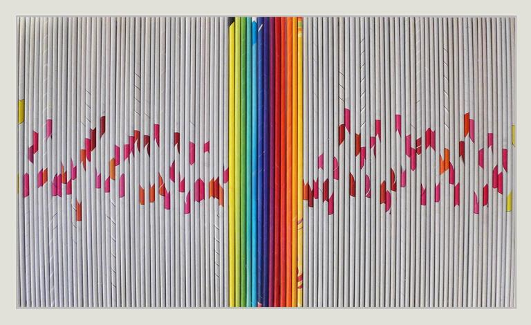 Tribute to Ellsworth Kelly VI, With Music