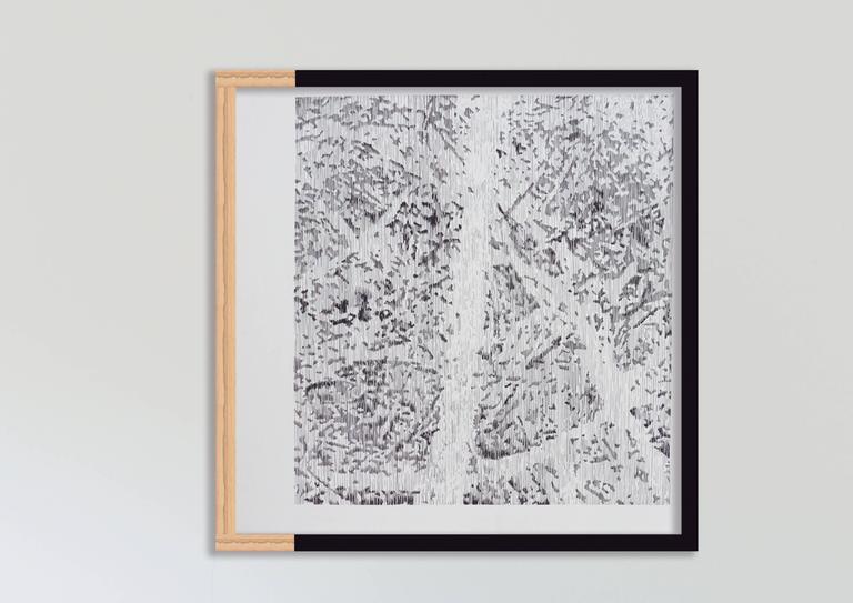 Maria Maggiori Landscape Art - Fragment Suggestion #5
