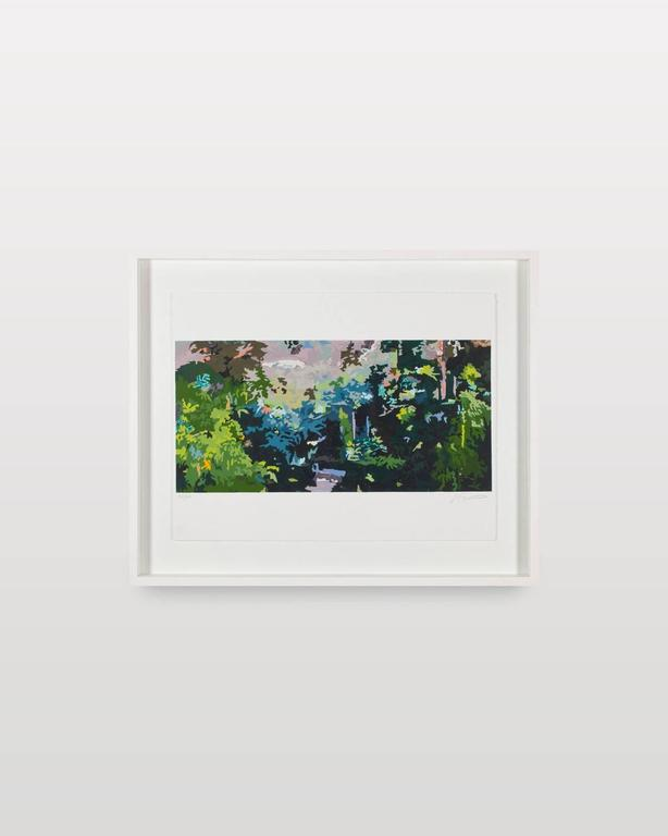 Amazonia - Print by Hernan Salamanco