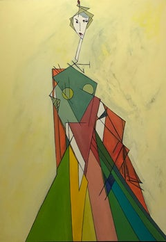 Cubist Figurative Paintings