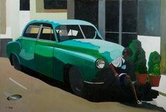 French Contemporary Art by Anne du Planty - La Havane L'Enfant