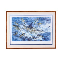 Guy Harvey Limited Edition Giclee on Canvas Signed and numbered