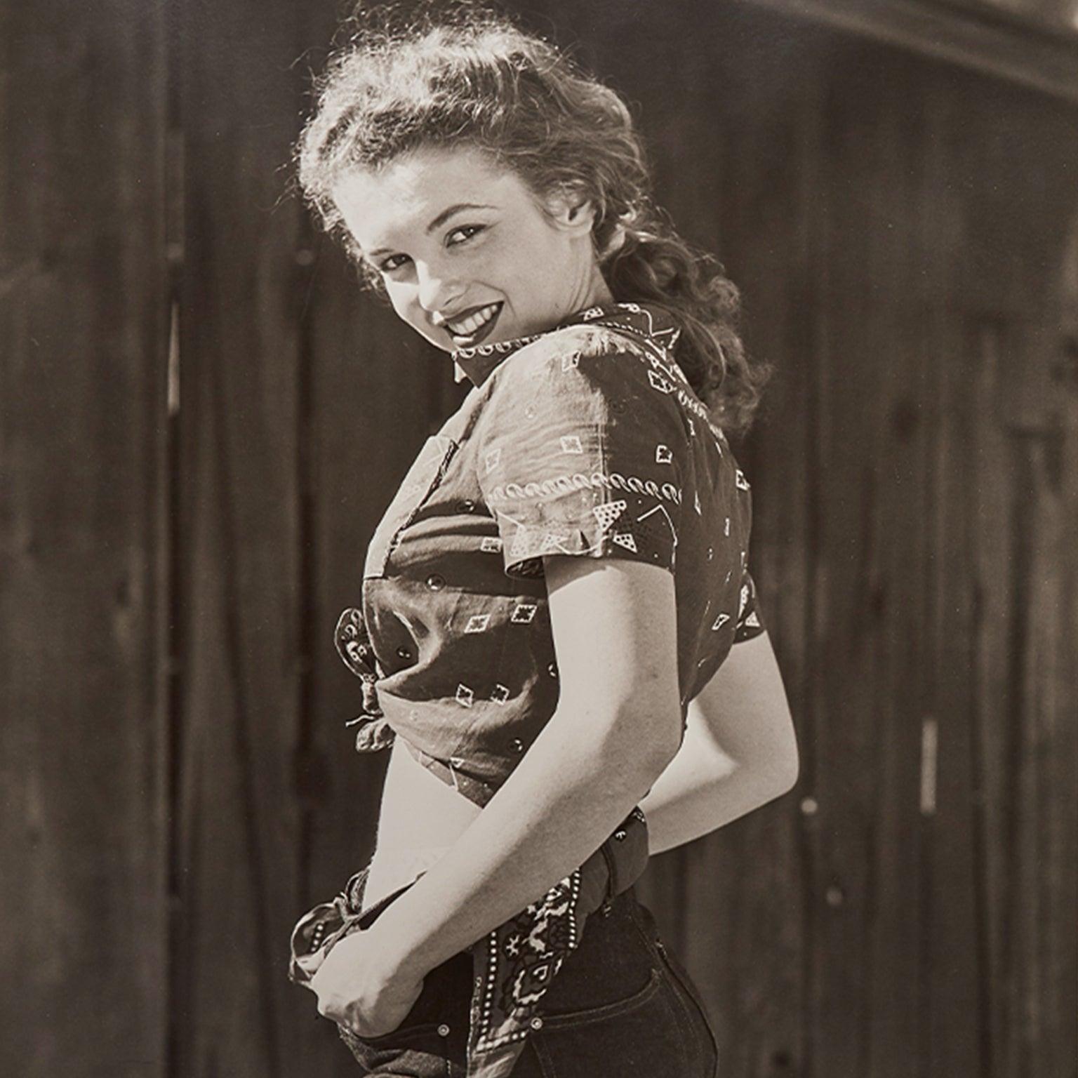 acd07c4760aa Andre de Dienes - Marilyn Monroe
