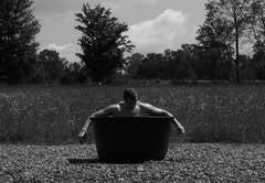 Roman in Tub