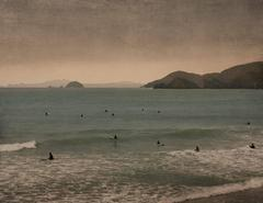 Newgale Surfers
