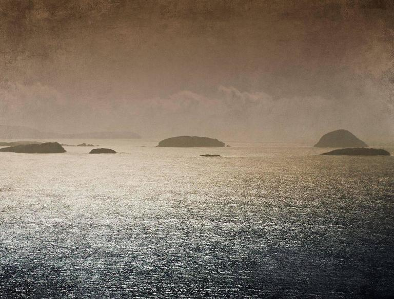 Pete Kelly Color Photograph - Outer Hebrides