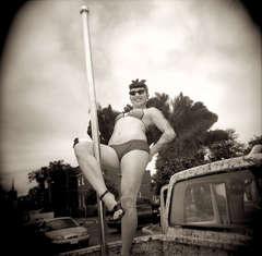 Pole Dancer, St. Louis, MO