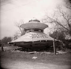 UFO Welcome Center, Bowman, SC