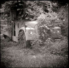 Old Bus, US Route 1, SC