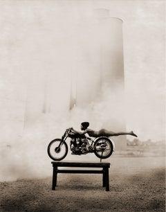 """1952 Vincent Black Shadow"""