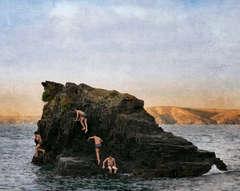 Roy Climbing