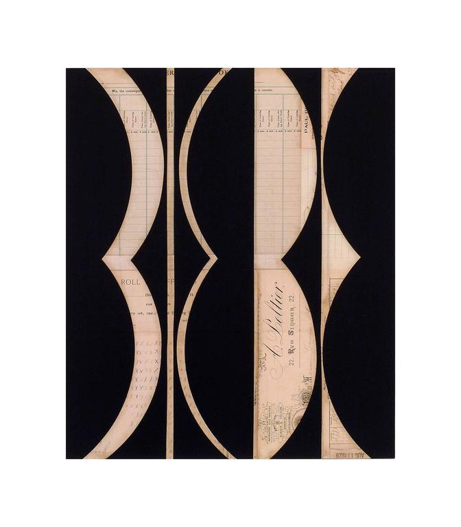 Robert Kelly Abstract Painting - Bibi Nocturne IX