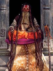 Hanuman Das, Pashupatinath, Kathmandu, Nepal
