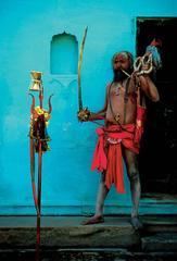 Nag-Phani Baba, Varanasi, India