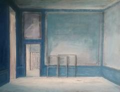 Enfilade (Blue Interior)