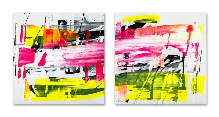 A World Without Warhol (diptych)