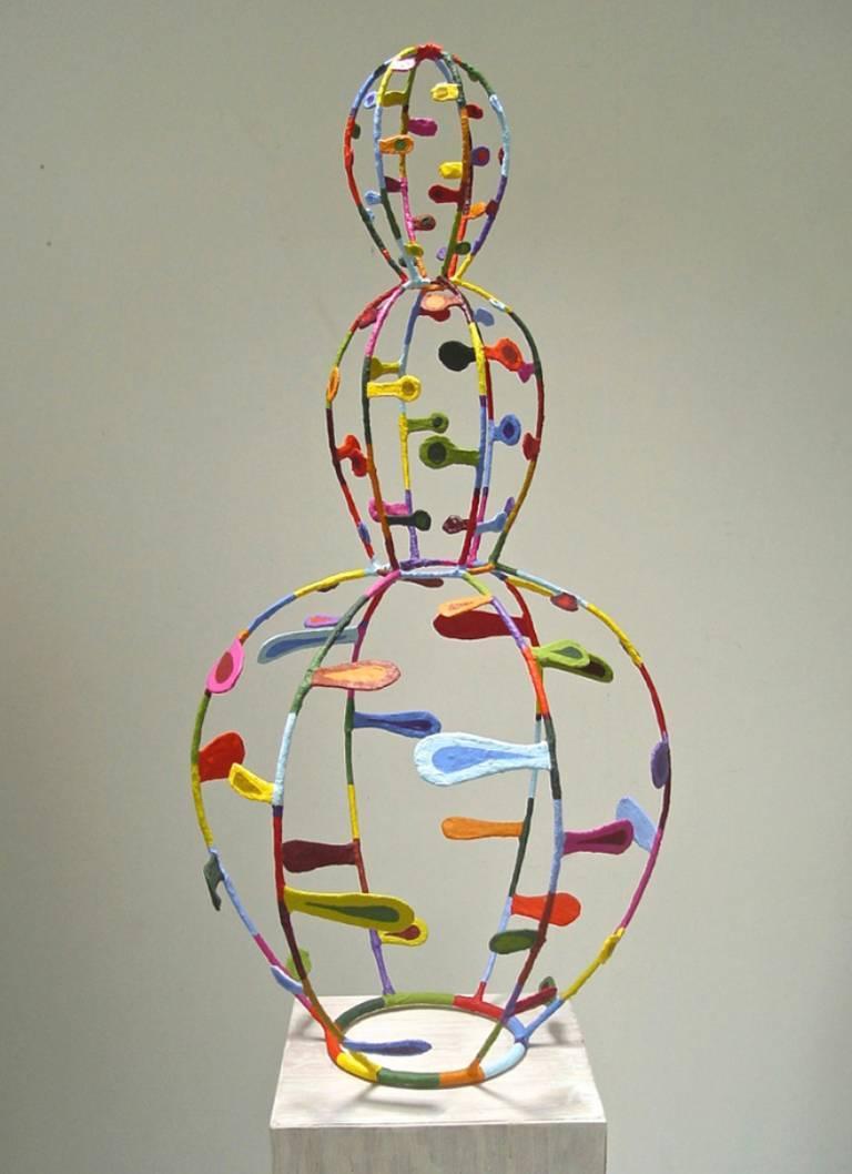 Tom Nussbaum Abstract Sculpture - Woman III